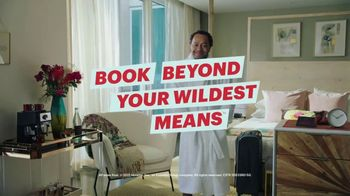 Hotwire TV Spot, 'Book Beyond Your Wildest Means: Terry Cloth' - Thumbnail 10
