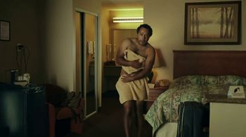 Hotwire TV Spot, 'Book Beyond Your Wildest Means: Terry Cloth' - Thumbnail 4
