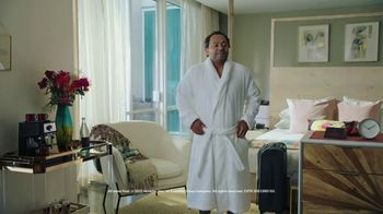 Hotwire TV Spot, 'Book Beyond Your Wildest Means: Terry Cloth' - Thumbnail 9