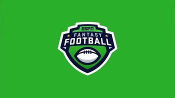 ESPN Fantasy Football TV Spot, 'Big + Wig' - Thumbnail 1