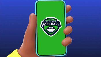 ESPN Fantasy Football TV Spot, 'Big + Wig' - Thumbnail 10