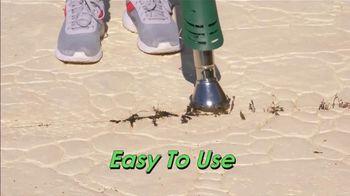 Bionic Burner TV Spot, 'Unsightly Weeds: Wheels Upgrade' - Thumbnail 5