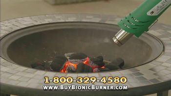 Bionic Burner TV Spot, 'Unsightly Weeds: Wheels Upgrade' - Thumbnail 6