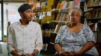 Champion Black Businesses TV Spot, 'NBA Finals: Hakim's Bookstore'