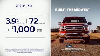 2021 Ford F-150 TV Spot, 'Built for the Midwest' [T2] - Thumbnail 9
