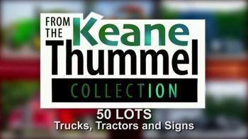 Mecum Gone Farmin' Fall Premier TV Spot, 'The Keane Thummel Collection'