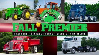 Mecum Gone Farmin' Fall Premier TV Spot, 'The Keane Thummel Collection' - Thumbnail 2