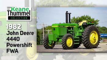 Mecum Gone Farmin' Fall Premier TV Spot, 'The Keane Thummel Collection' - Thumbnail 8