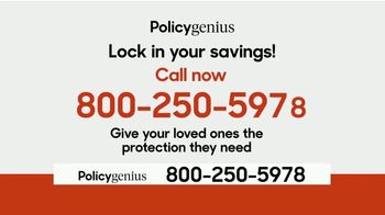 PolicyGenius TV Spot, 'Life Insurance Policies Starting At $10 a Month' - Thumbnail 5