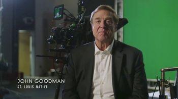 Explore St. Louis TV Spot, 'A Great Destination' Featuring John Goodman - Thumbnail 2