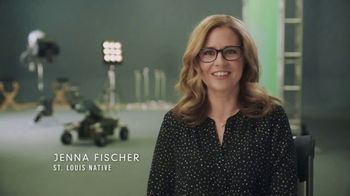 Explore St. Louis TV Spot, 'The Whole Package' Featuring Jenna Fischer