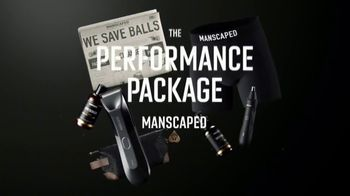 Manscaped The Performance Package TV Spot, 'What's Inside'