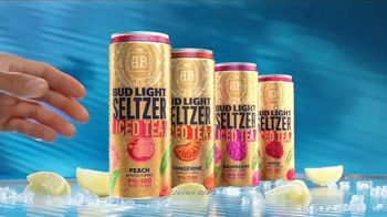 Bud Light Seltzer Iced Tea TV Spot, 'Sabor resfrescante' [Spanish] - Thumbnail 2