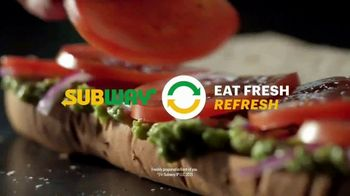 Subway App TV Spot, 'Don't Have Time' Featuring Stephen Curry - Thumbnail 10