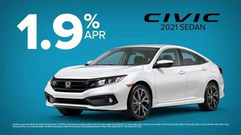 2021 Honda Civic TV Spot, 'A Closer Look: Civic' [T2] - Thumbnail 6