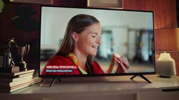 Ritz Crackers TV Spot, 'Greatness Inspires' Featuring Melissa Stockwell - Thumbnail 5