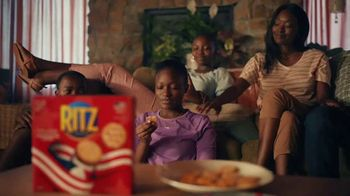 Ritz Crackers TV Spot, 'Greatness Inspires' Featuring Melissa Stockwell - Thumbnail 8