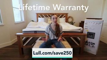 Lull TV Spot, 'Amazing Bed: Risk Free Trial' - Thumbnail 6