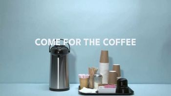 Pabst Blue Ribbon Hard Coffee TV Spot, 'Come for the Coffee, Stay for the Booze'