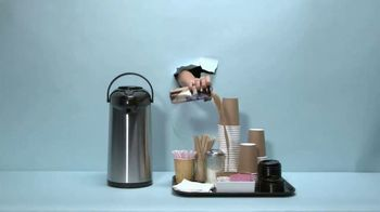 Pabst Blue Ribbon Hard Coffee TV Spot, 'Come for the Coffee, Stay for the Booze' - Thumbnail 5
