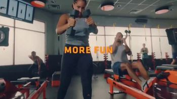 Orangetheory Fitness TV Spot, 'More Fun, More Energy: Two Free Workouts' Song by Krewella