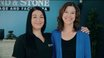 Hand & Stone Christmas in July Gift Card Sale TV Spot, 'Hooked: $69.95 Massage or Facial Gift Card'