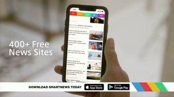 SmartNews TV Spot, 'Off to Work'