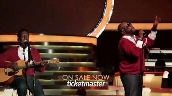 Boyz II Men TV Spot, '2021 Sacramento: Stockton Arena' - Thumbnail 8