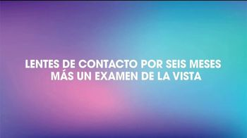 My Eyelab TV Spot, 'Acuvue: examen de la vista' [Spanish]