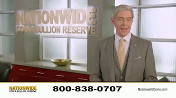 Nationwide Coin & Bullion Reserve TV Spot, 'Pricing That's Transparent: 2021 Gold Outlook Report' - Thumbnail 1