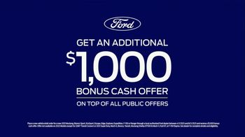 Ford TV Spot, 'Built for You by You: F-150 & Explorer' [T2] - Thumbnail 5