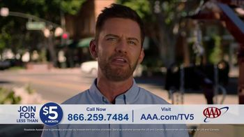 AAA TV Spot, 'Peace of Mind: Two Free Additional 1-Year Memberships' - Thumbnail 3