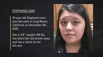 National Center for Missing & Exploited Children TV Spot, 'Stephanie Leon'