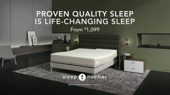 Sleep Number TV Spot, 'Sleep Smarter and Play Better: $1,099' Featuring Zach and Julie Ertz - Thumbnail 10