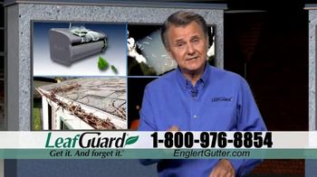Englert LeafGuard TV Spot, 'Clogged Gutters in the Summertime: $99' - Thumbnail 3