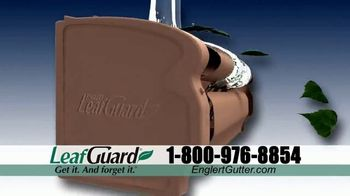 Englert LeafGuard TV Spot, 'Clogged Gutters in the Summertime: $99' - Thumbnail 7