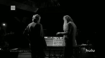 Hulu TV Spot, 'McCartney 3,2,1' Song by The Beatles