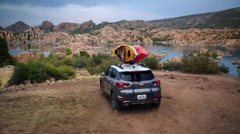 Chevrolet Open Road TV Spot, 'Abierto' [Spanish] [T2] - Thumbnail 6
