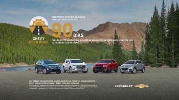 Chevrolet Open Road TV Spot, 'Abierto' [Spanish] [T2] - Thumbnail 7