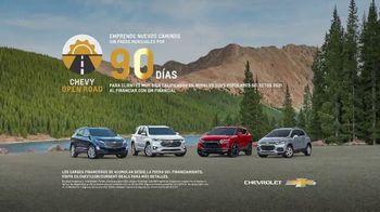 Chevrolet Open Road TV Spot, 'Abierto' [Spanish] [T2] - Thumbnail 8