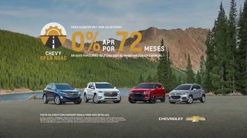 Chevrolet Open Road TV Spot, 'Abierto' [Spanish] [T2] - Thumbnail 9