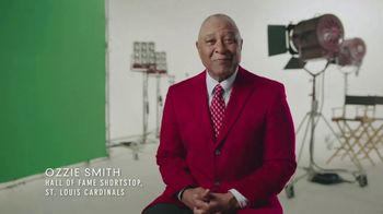 Explore St. Louis TV Spot, 'Great Place to Live' Featuring Ozzie Smith