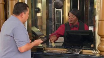 Credit Karma TV Spot, 'Jimmy Kimmel Live: Tickets for Everyone' Ft. Guillermo Rodriguez