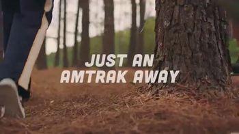 Amtrak TV Spot, 'Change of Scenery' - Thumbnail 10