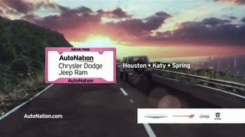 AutoNation Chrysler Dodge Jeep Ram Make This the Summer Event TV Spot, 'Jeeps for $399 a Month' - Thumbnail 7
