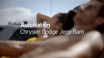 AutoNation Chrysler Dodge Jeep Ram Make This the Summer Event TV Spot, 'Jeeps for $399 a Month' - Thumbnail 3