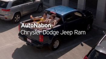 AutoNation Chrysler Dodge Jeep Ram Make This the Summer Event TV Spot, 'Jeeps for $399 a Month' - Thumbnail 4