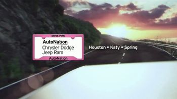 AutoNation Chrysler Dodge Jeep Ram Make This the Summer Event TV Spot, 'Jeeps for $399 a Month' - Thumbnail 6