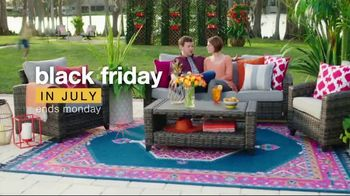 Ashley HomeStore Black Friday in July TV Spot, 'Up to 40% Off or 60 Months Special Financing' - Thumbnail 2