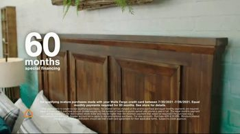 Ashley HomeStore Black Friday in July TV Spot, 'Up to 40% Off or 60 Months Special Financing' - Thumbnail 5